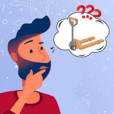 Покупка тележки для поддонов: 5 вопросов, которые помогут вам