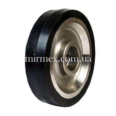 Колесо большегрузное 1050-180 сталь/резина