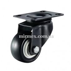 Мебельное поворотное колесико 183-40
