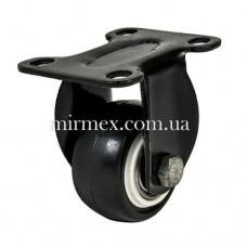 Мебельное неповоротное колесико 185-40
