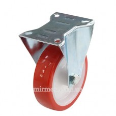 Колесо модель 310080 полиуретан/полиамид для тележки