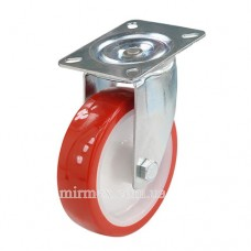 Колесо модель 320080 полиуретан/полиамид для тележки