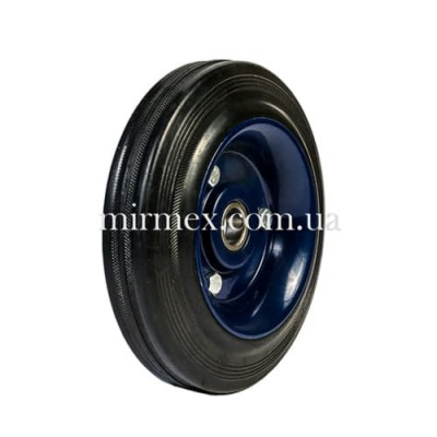 Колесо 400160 диаметр 160 мм для тележки и тачки
