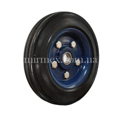 Колесо 400200 диаметр 200 мм для тележки и тачки