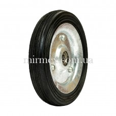 Колесо 420125-10 диаметр 125 мм для тележки и тачки