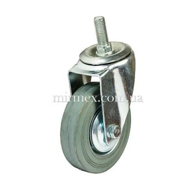 Колесо 550125 для тележки со штыревым креплением