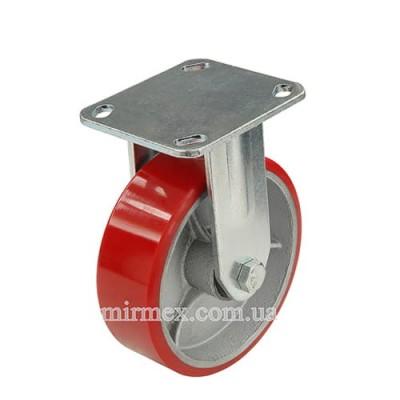 Большегрузное колесо 570150 (6x2) полиуретан/чугун неповоротное