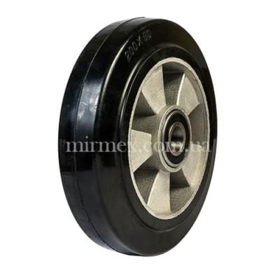 Колесо большегрузное 700200/20 алюминий/резина