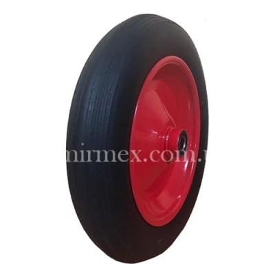 Литое колесо модель 3.00-8 для тачки