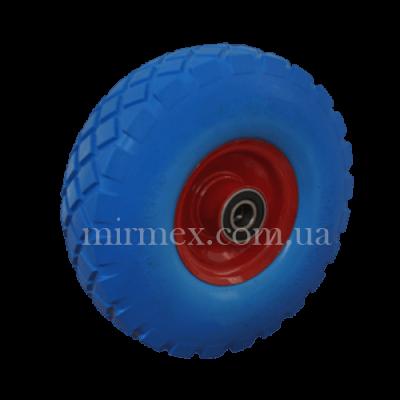 Колесо 3.50-4/204-RS (260х85) пенополиуретан для тачек