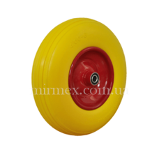 Колесо 4.00-6 (16-RS) пенополиуретан для тачек
