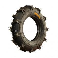 Покрышка 4.00-10 (6PR), шина для мотоблока/культиватора