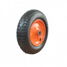 Пневматическое колесо 3.50-8/204 6204-2RS для тачки, тележки