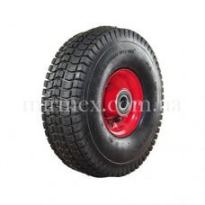 Пневматическое колесо 4.10/3.50-4/20 для тачки, тележки