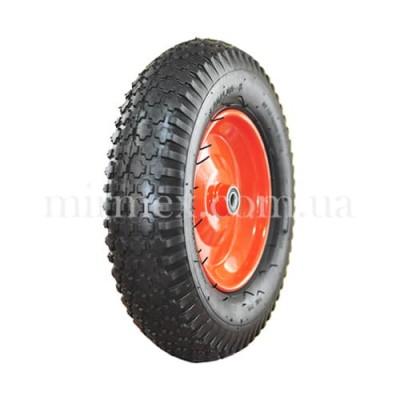 Пневматическое колесо 4.00-8/16-RS для тачки, тележки