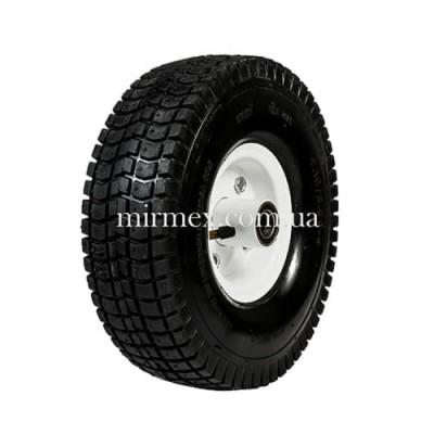 Пневматическое колесо 4.10-3.50-4/204 для тачки, тележки