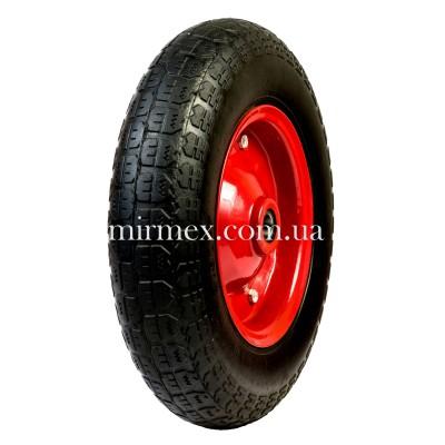 Пневматическое колесо 3.50-7-204 для тачки, тележки