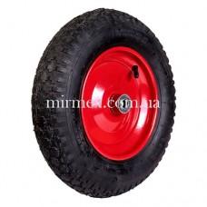 Пневматическое колесо 3.50-8-16 для тачки