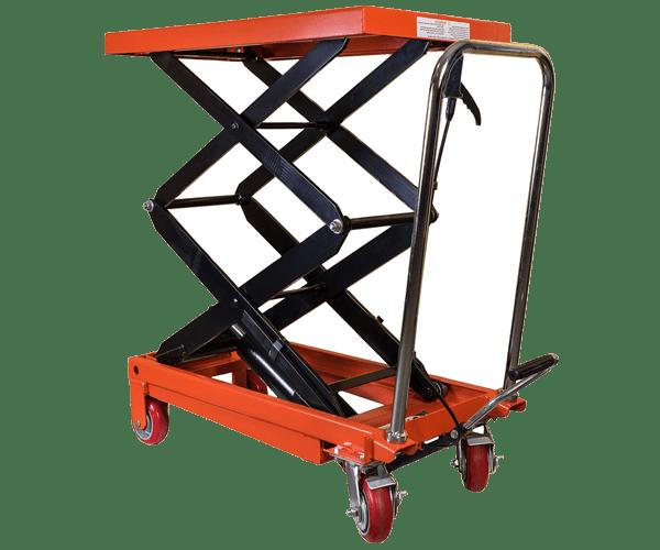 Подъемный стол ножничного типа